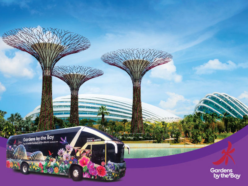 Tiket Murah Garden By The Bay Singapore Fasci Garden