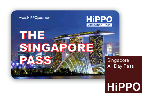 HiPPO Singapore All Day Pass