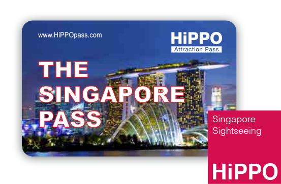 HiPPO Singapore Sightseeing Pass