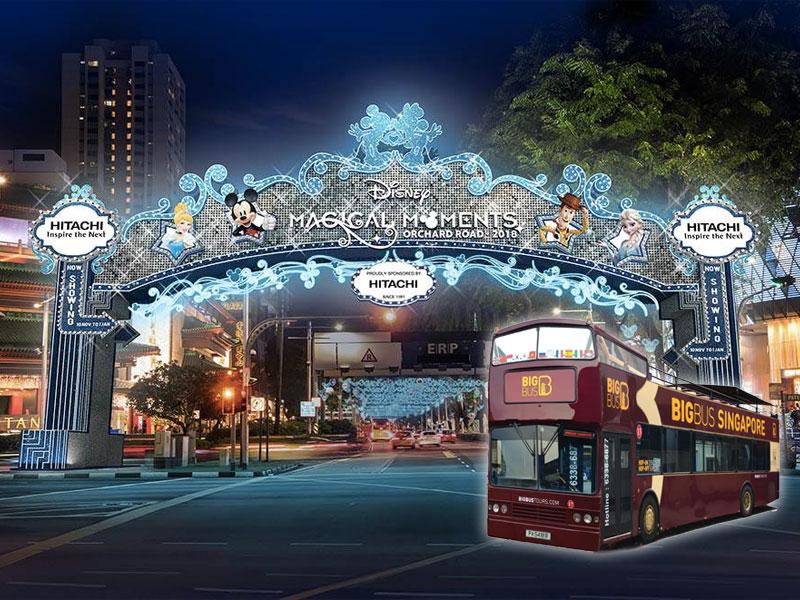 Christmas Tours.Christmas Light Up Tours Tours Big Bus Duck