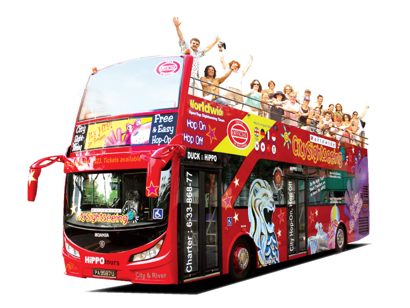 City Sightseeing Singapore Hop-on Hop-off