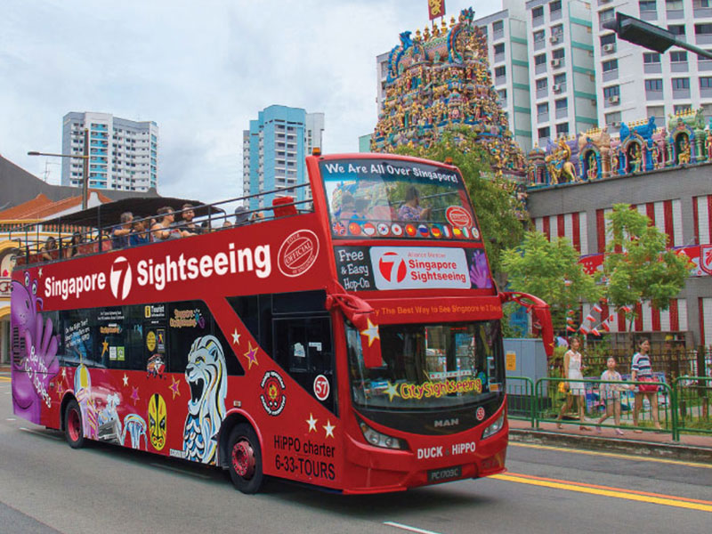 Hop-on Hop-off Singapore 7